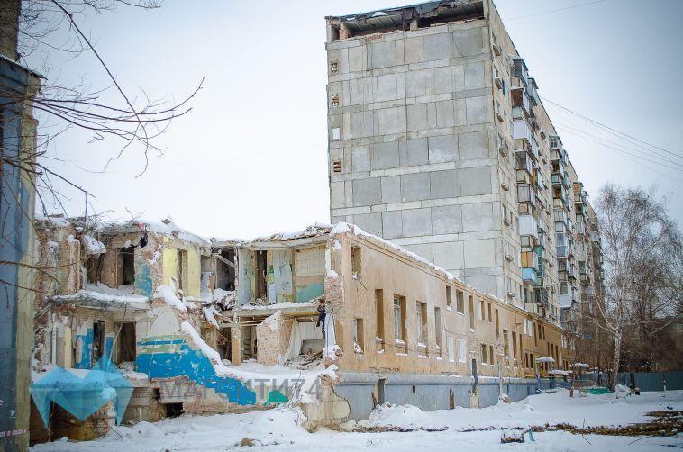 Жители пострадавшего дома получат дополнительные деньги на аренду квартир