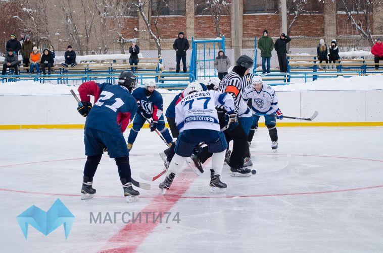 В любительской хоккейной лиге завершился регулярный чемпионат