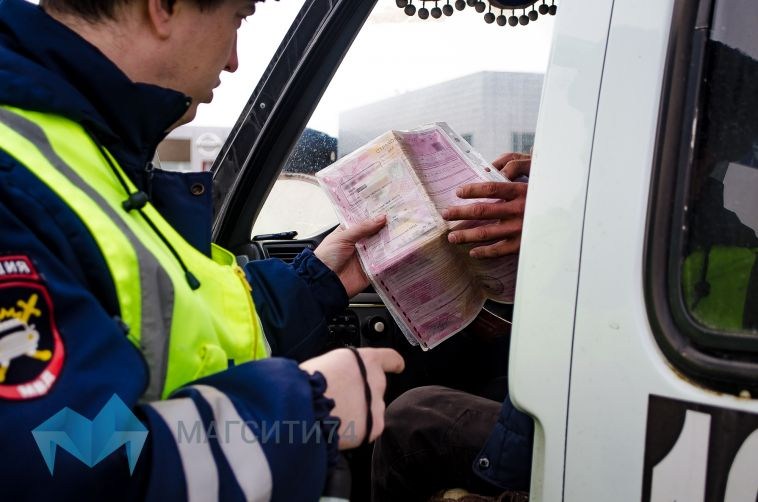 В Магнитогорске открыли охоту на нелегальные маршрутки