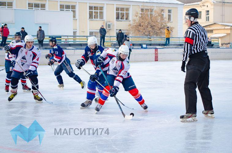 Завершился регулярный чемпионат МГТУ по хоккею