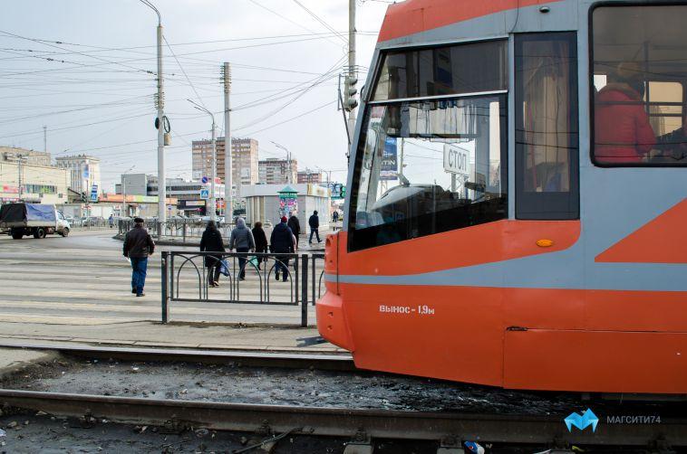В городских трамваях установили видеорегистраторы