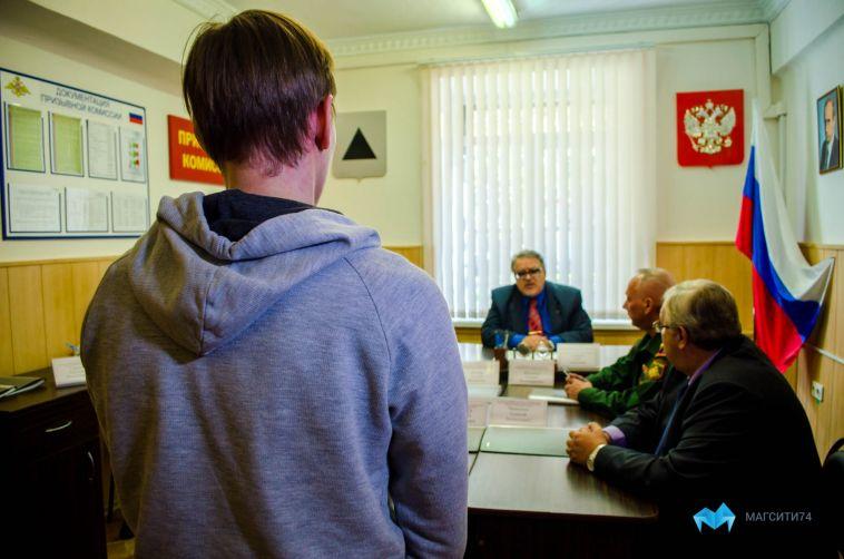 Магнитогорцев приглашают на военную службу по контракту