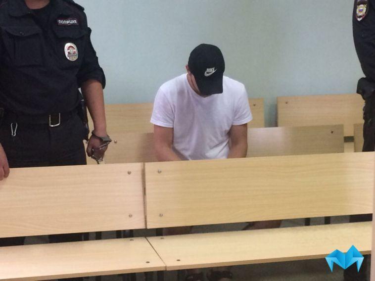 Дело убийцы Ксении Мецгер поступило в суд