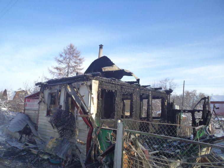 В Магнитогорске огонь унёс жизни семи человек
