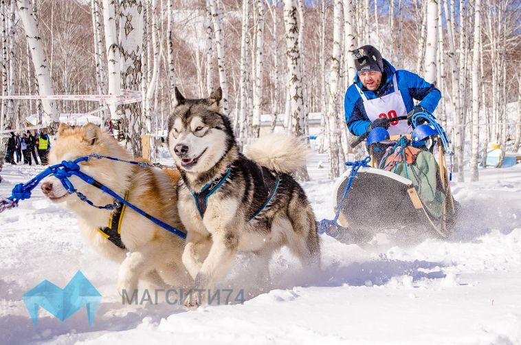 На Банном проходит всероссийская гонка «Стальной рубеж»
