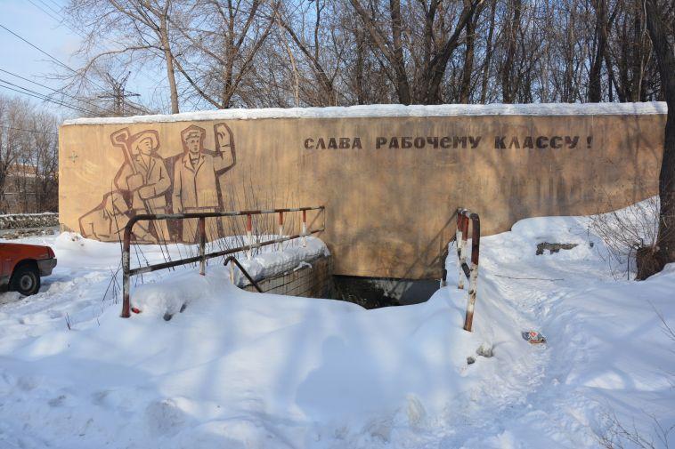В Магнитогорске отказались от подземного перехода на левом берегу