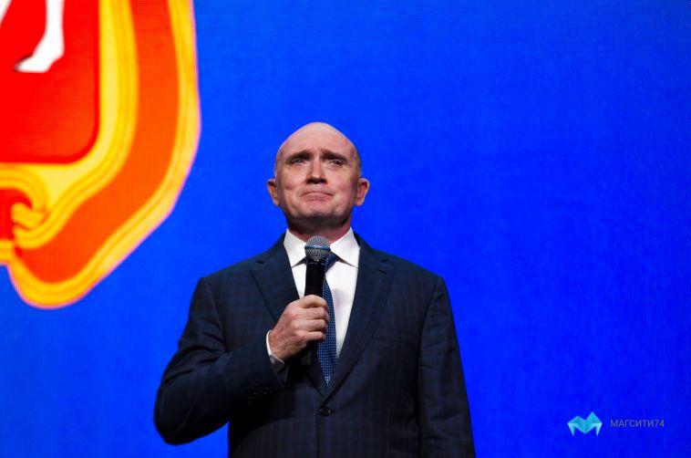 Борис Дубровский уходит с поста губернатора Челябинской области