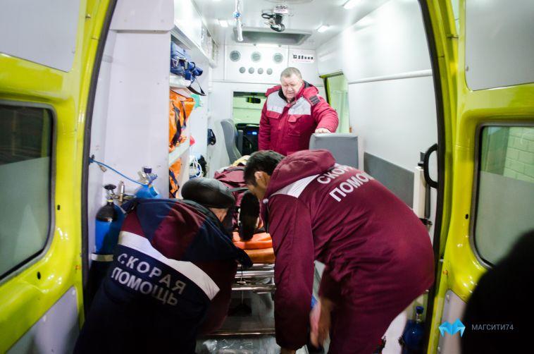 Врачи рассказазли о состоянии пострадавших при взрыве газа в Магнитогорске