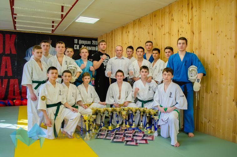 Магнитогорские кудоисты привезли 17 медалей с первенства УрФО