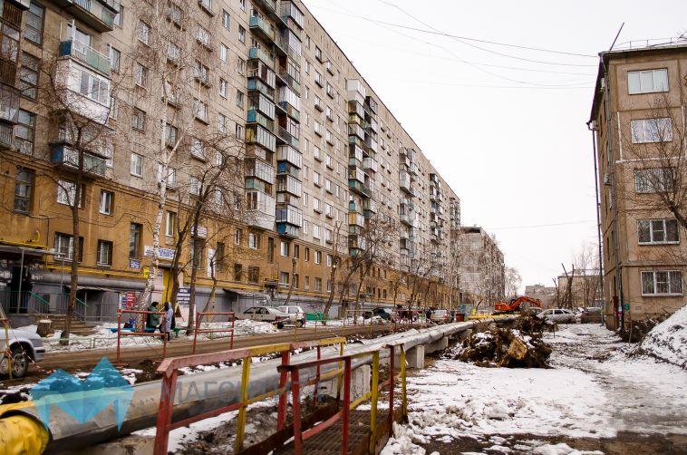 Жильцы пострадавшей многоэтажки попали в замкнутый круг