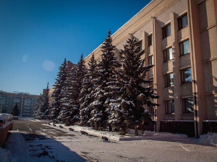 Город выделит еще семь миллионов на ремонт здания мэрии