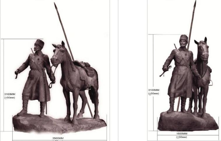 В Магнитогорске появится памятник казакам