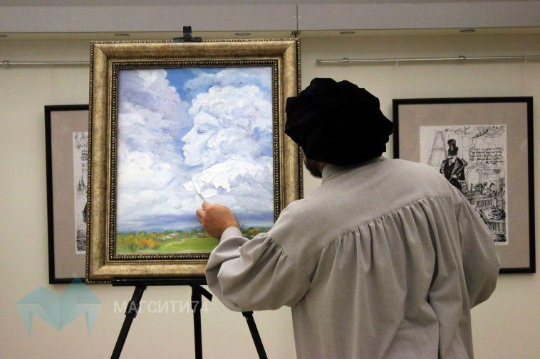 Виртуальный проект картинной галереи участвует во всероссийском фестивале