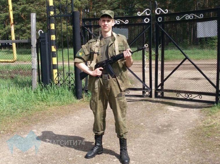 Задержанного по делу магнитогорского срочника командира отпустили домой