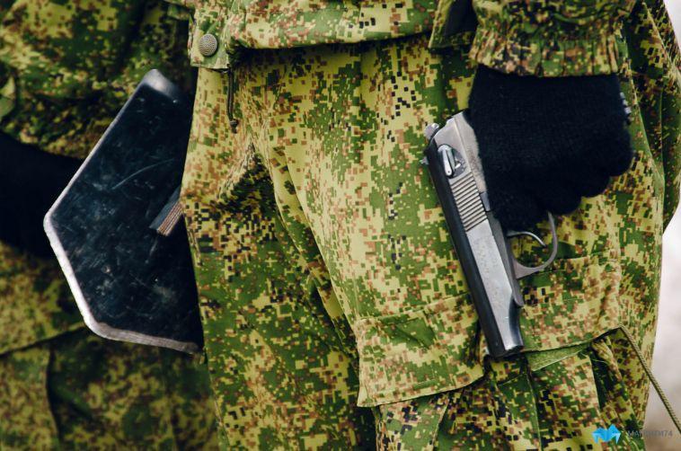 Срочник из Башкирии подорвался на мине в Уссурийске