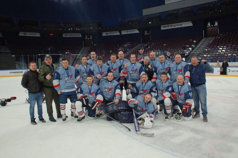 Защищать честь области в Сочи поедет челябинская хоккейная команда