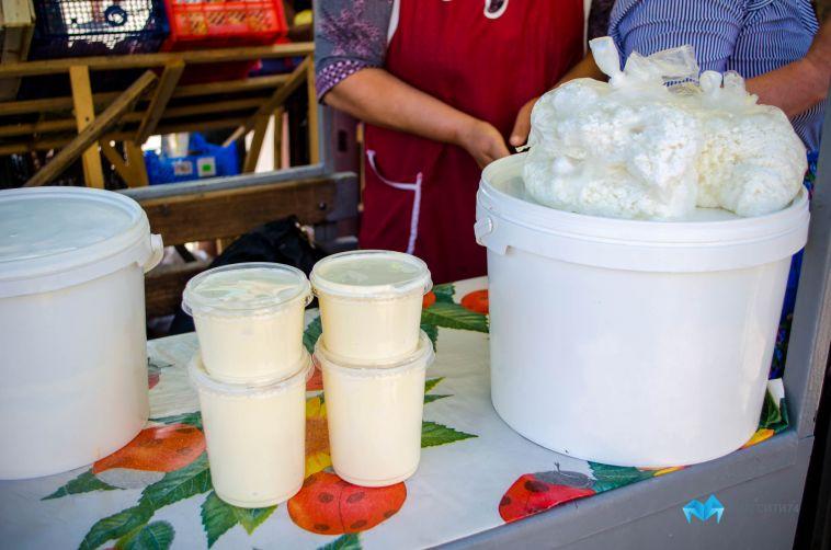 Молоко в бочках исчезнет с городских улиц