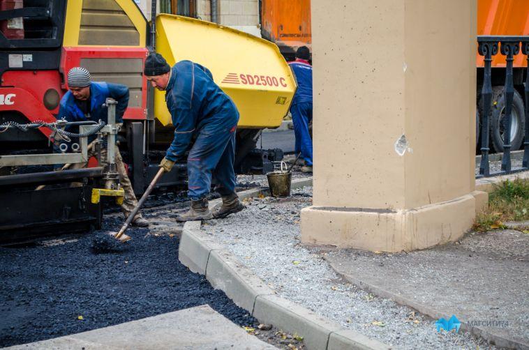В городе определили, кто будет ремонтировать дороги