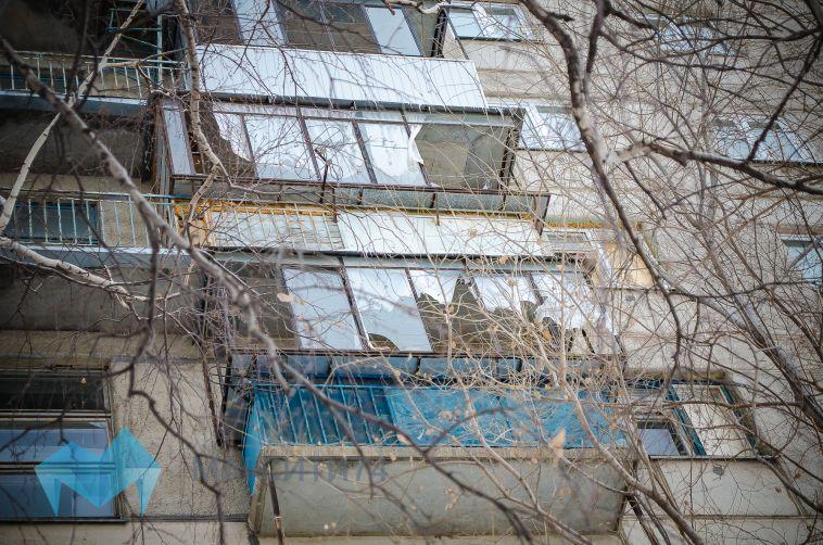 Квартирный вопрос по-прежнему волнует жильцов пострадавшей многоэтажки