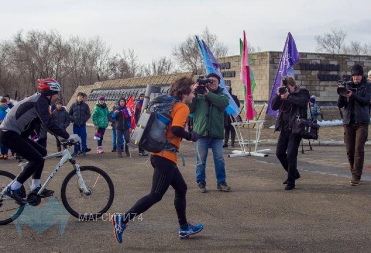 Магнитогорский марафонец планирует добежать до Северного Ледовитого океана