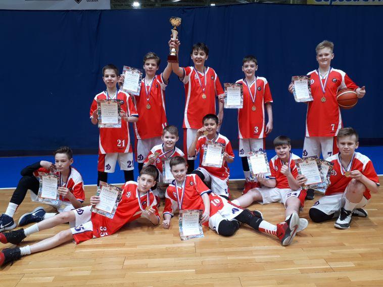 «Динамовцы» отличились, получив сразу два чемпионских титула