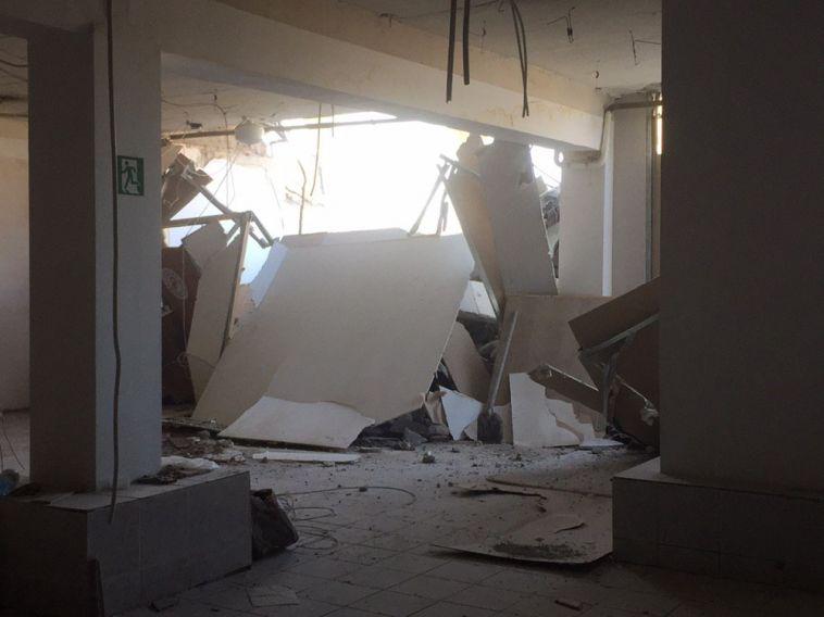 «Проклятый дом»: на Маркса, 164 рухнула еще одна стена