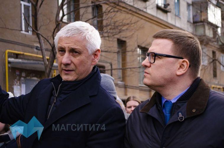Сегодня в Магнитогорске работает Алексей Текслер