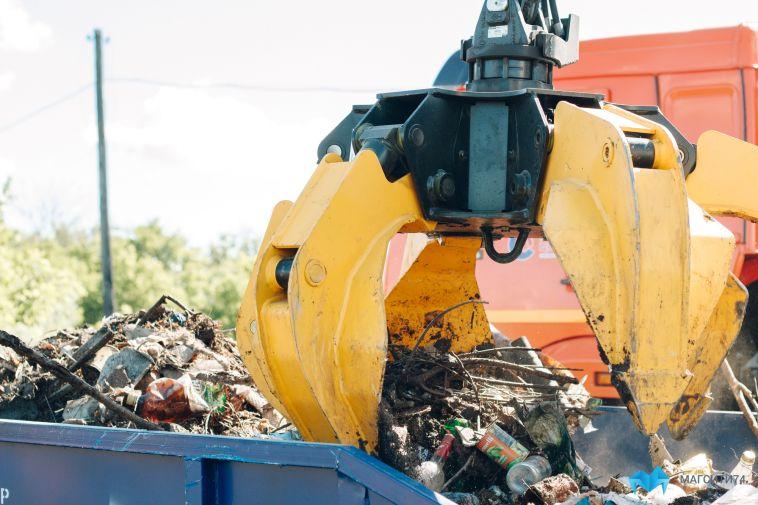 В городе вскоре приступят к строительству полигона с мусоросортировочным комплексом