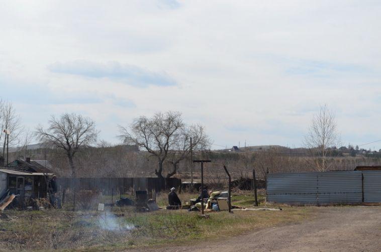 Во время рейда огнеборцы застали жителей за разведением костров