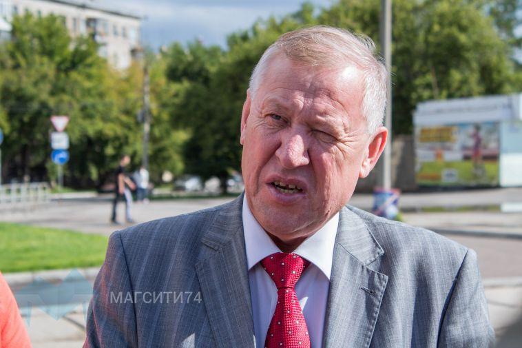 Текслер уволил Евгения Тефтелева, объявив о своем решении в «Инстаграме»