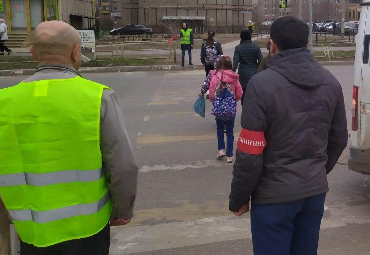 Инспекторы ДПС вместе с родителями провели рейд