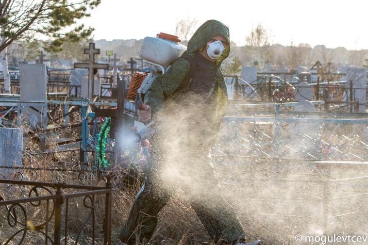 Магнитогорцы встретят Радоницу  на чистых погостах