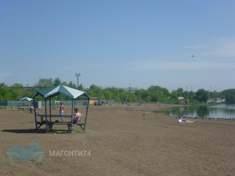 Магнитогорцам рекомендуют воздержаться от купания в реке Урал