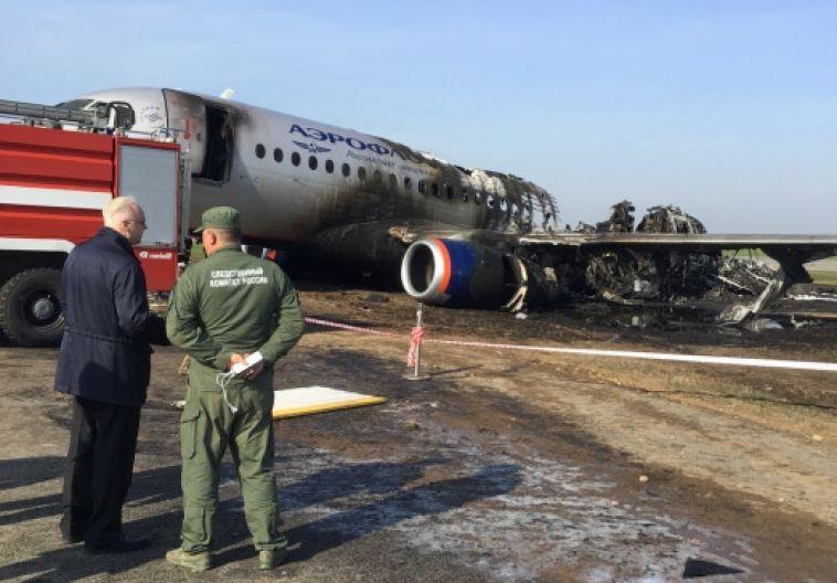 После трагедии в аэропорту Шереметьево создали петицию