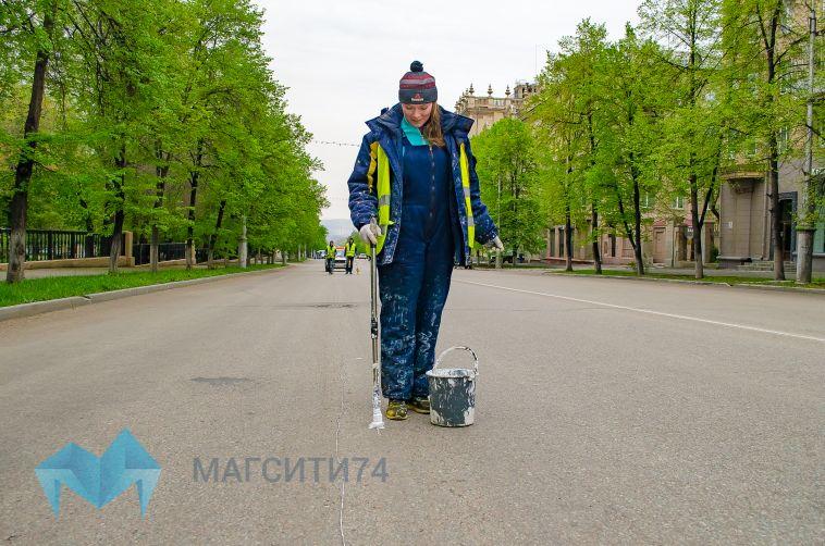 В городе обновляют пешеходные переходы