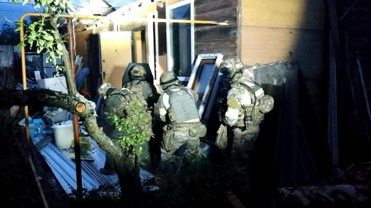 Во Владимирской области ликвидировали боевиков, планирующих теракт