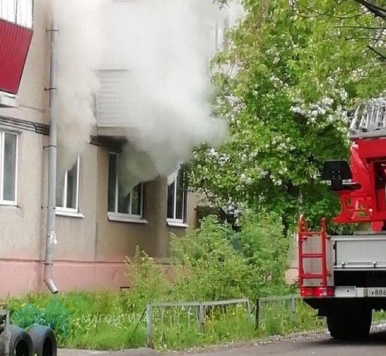 На Советской в пожаре погибла 91-летняя пенсионерка