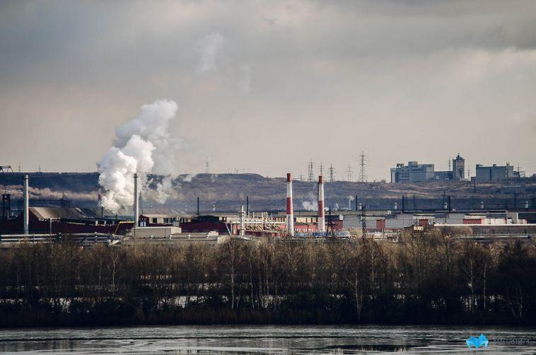 Выбросы в Магнитогорске обещают сократить на 20%