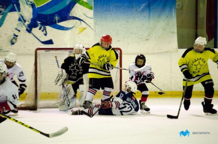 Юные надежды хоккея выйдут на лед