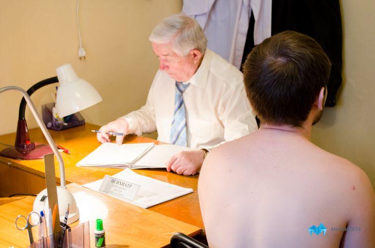 В Минобороны предложили ужесточить процедуру прохождения медкомиссии для новобранцев