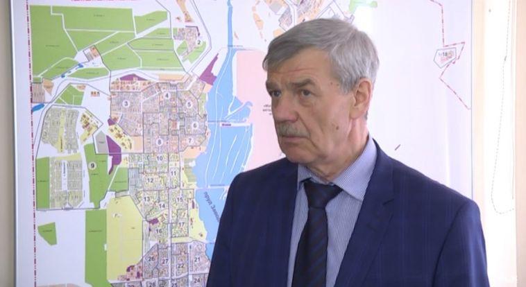 Пост главы Орджоникидзевского района покидает Петр Гесс