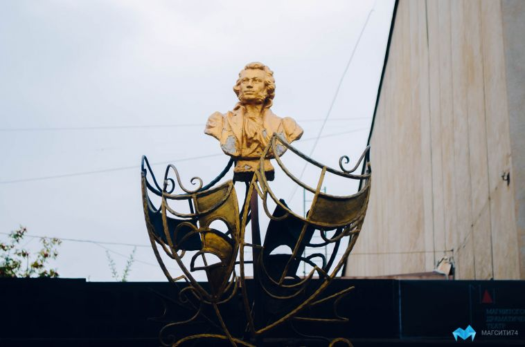 Живой Пушкин будет раздавать автографы в центре Магнитогорска