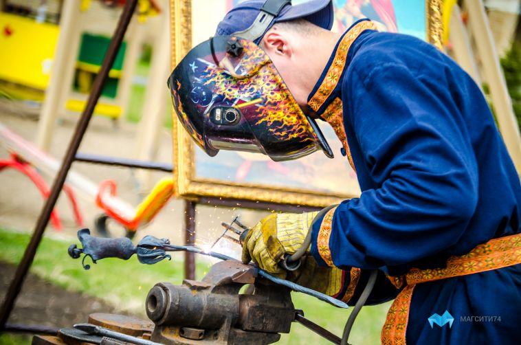 В Магнитогорске состоится кузнечный фестиваль «Железная Русь»