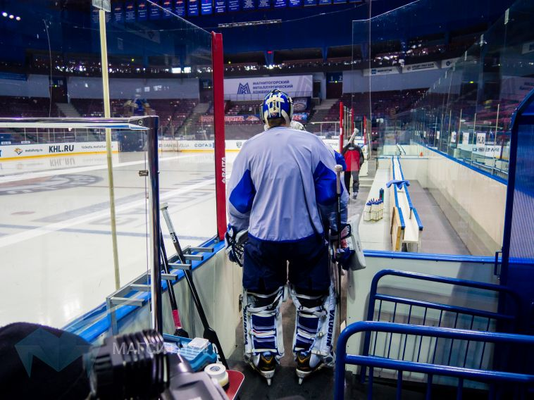 Состав «Металлурга» пополнил голкипер молодёжной сборной России