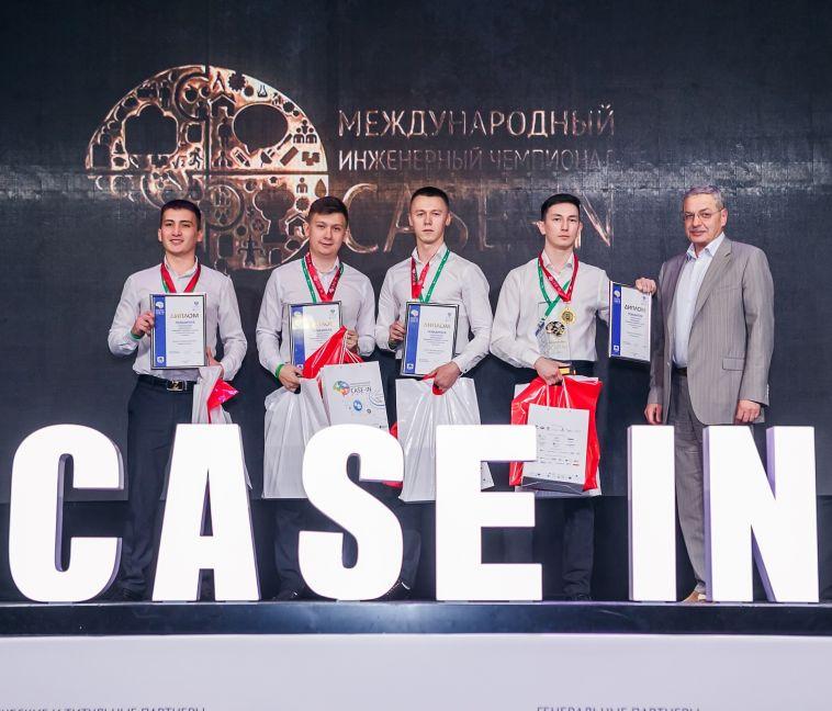 Студенты МГТУ завоевали золото и бронзу на международном конкурсе