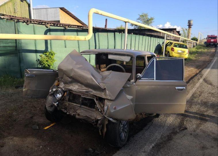 Автоледи устроила смертельную аварию в Агаповском районе