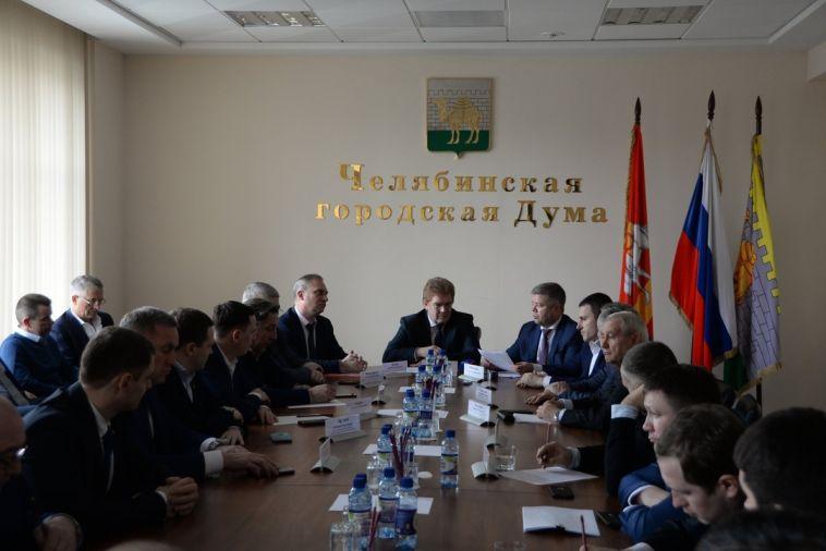 В Челябинске отправили в отставку главу города