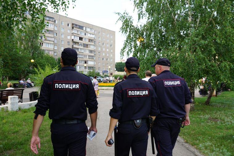39 протоколов за нарушение общественного порядка выписали полицейские