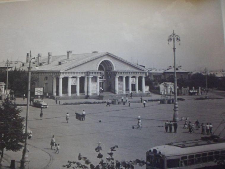Исторический музей Южного Урала опубликовал архивные снимки Магнитогорска