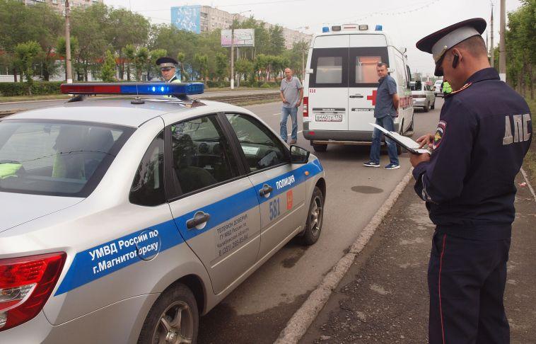 Водителям выписали штраф за отсутствие детских автокресел